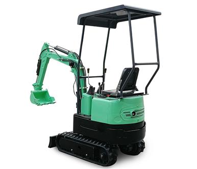 1噸(dun)小型挖掘機【EPA證書】