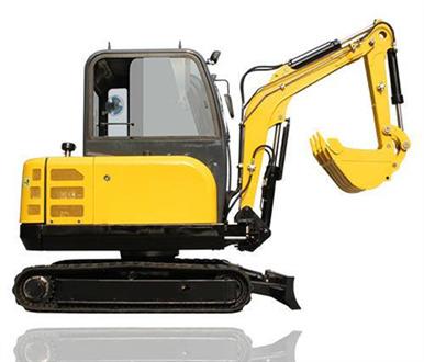 25型小型挖掘機帶駕駛室