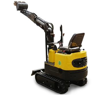1噸(dun)微型挖掘機