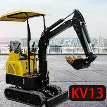 KV13亞先導小型挖掘機