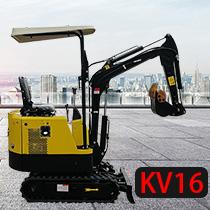 KV16型小型挖掘機都同时,微型掘土機小型挖掘機