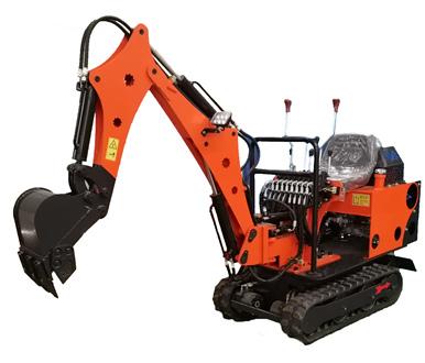 【美(mei)國EPA證書】版08小型挖掘機